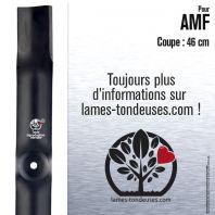 Lame pour AMF  8685,56821, 00782965, 39311, 54884. Coupe 46 cm
