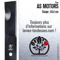 Lame pour AS MOTOR 4145, 63.4cm