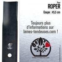 Lame pour Roper 50670, 8106, 50670R. Coupe 45,5 cm