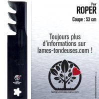 Lame pour Roper 134149. Coupe 53 cm