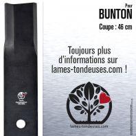 Lame pour Bunton P2005. Coupe 46 cm