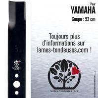 Lame tondeuse. Coupe 53 cm. Yamaha