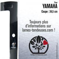 Lame tondeuse. Coupe 39,5 cm. Yamaha