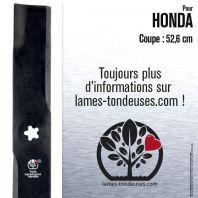 Lame tondeuse.Coupe 52,6 cm. Honda