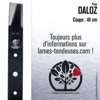 Lame pour Daloz 2708. Coupe 48 cm