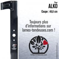 Lame Alko 531436, 46.8cm