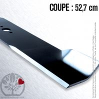 Lame tondeuse. Coupe 52,7 cm. AS Motor