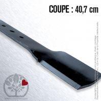 Lame tondeuse. Coupe 40,7 cm. Oleo Mac